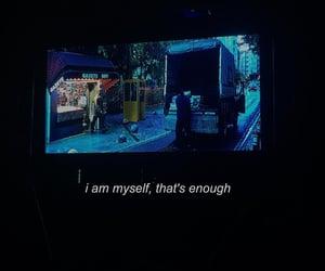 aesthetic, dark, and movie image