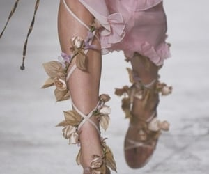 Couture, fashion show, and heels image