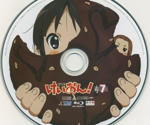 k-on, anime, and akiyama mio image