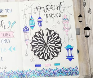 agenda, doodles, and planner image