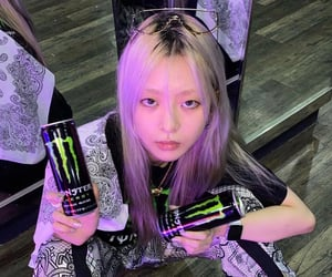 edgy, monster, and yongyong image