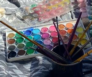 art, colour, and fun image