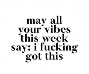 carry on, happy monday, and all your vibes rule image