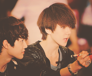 exo, kpop, and suho image