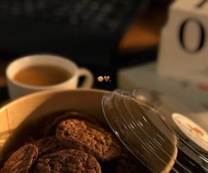 coffee, Cookies, and good morning image