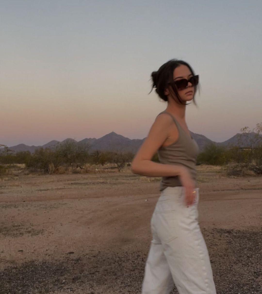 desert, girls, and Hot image