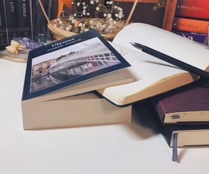 aesthetic, book, and classics image