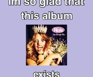 Courtney Love, hole, and live through this image