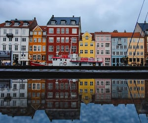 buildings, city, and copenhagen image