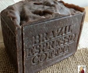 black coffee, brazilian, and coffee image