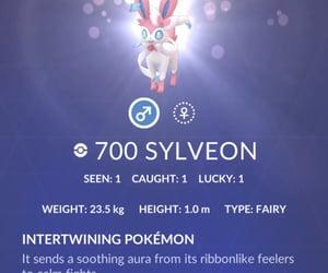 pokemon and sylveon image
