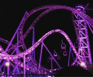 aesthetic, amusement park, and archive image