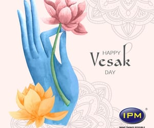 ipm professional services, happy wesak day 2021, and ipm global berhad image