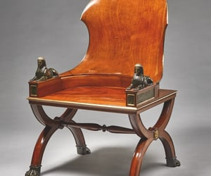 18th century, armchairs, and bronze image