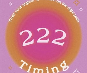 222 and angel numbers image