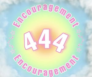 444 and angel numbers image