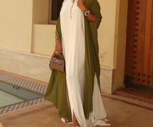 marrakech, modest, and outfit image