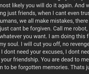 friendship, trust, and mbti image