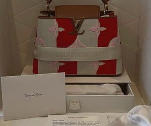 bag, designer, and Louis Vuitton image
