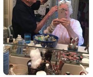 old love, grandma, and grandpa image