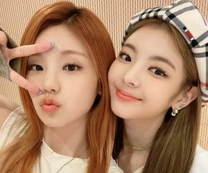Yeji & Lia