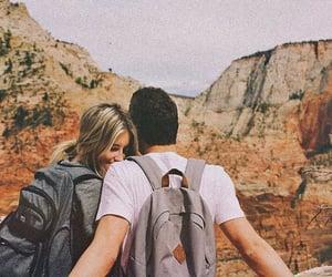 adventure, wanderlust, and love image