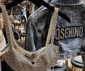 Moschino and fashion image