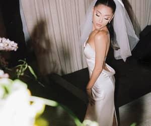 wedding, ariana grande, and dalton gomez image