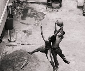 basket, Basketball, and lovesport image