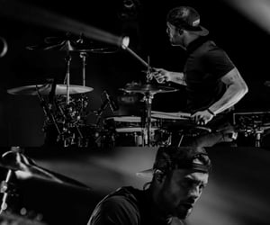 atl, drummer, and drums image