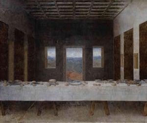 art, pandemia, and da vinci image