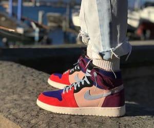 jordan sneakers, jordan retro, and jordan 6 image
