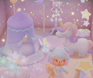 aesthetic, animal crossing, and anime image