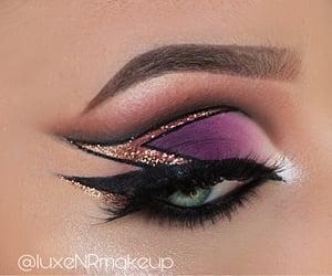 eyelashes, viral, and beautiful image