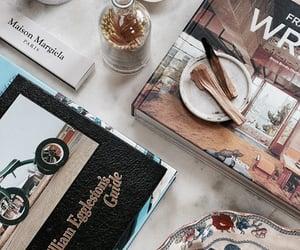 books, decor, and read image