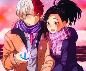 anime, fanart, and boku no hero academia image
