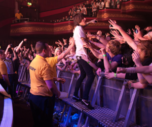 bring me the horizon, concert, and oli sykes image