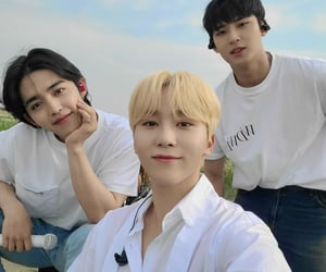 Seventeen, s.coups, and mingyu image