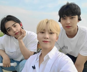 Seventeen, seungkwan, and mingyu image