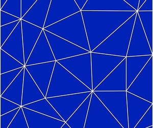 blue, designs, and geometric image