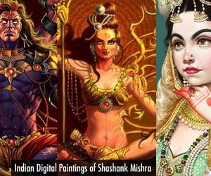 art, digital art, and digital artwork image