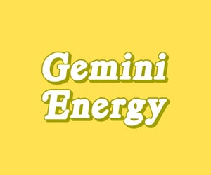 aesthetic, cool, and gemini image