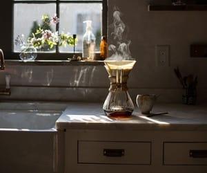 chemex, coffee photography, and coffee image