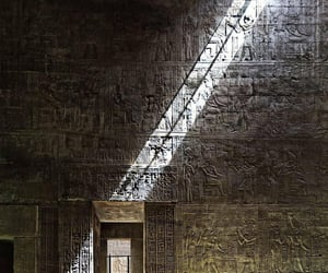 ancient egypt, edfu, and temple of horus image