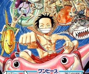 chopper, manga, and monkeydluffy image