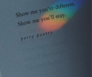 beauty, love, and perry poetry image