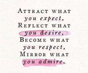 admire, desire, and expect image