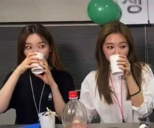 lq, hyejoo, and loona image