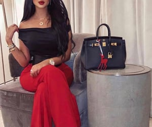 fashion, hermes, and outfit image