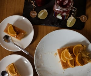 cake, drinks, and food photography image